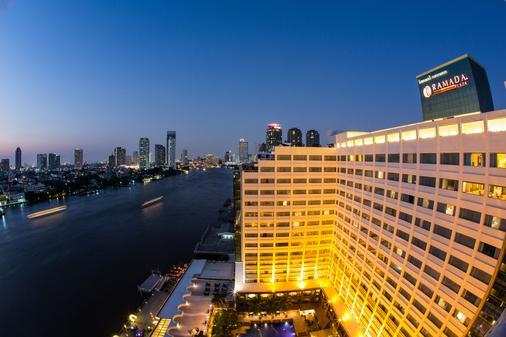 曼谷湄南岸華美達飯店 - 曼谷 - 建築
