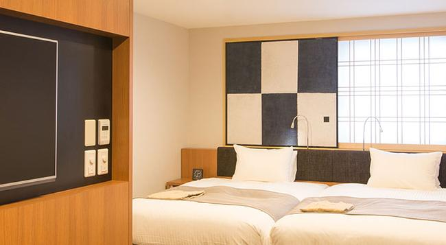 Hotel Hokke Club Asakusa - 東京 - 臥室