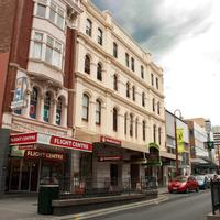 Backpackers Imperial Hotel Hotel Front