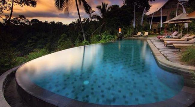 Puri Gangga Resort - 烏布 - 游泳池