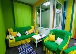 泰普洛旅館 - 聖彼得堡 - 休閒室
