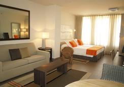 阿爾卡拉套房生態飯店 - 馬德里 - 臥室