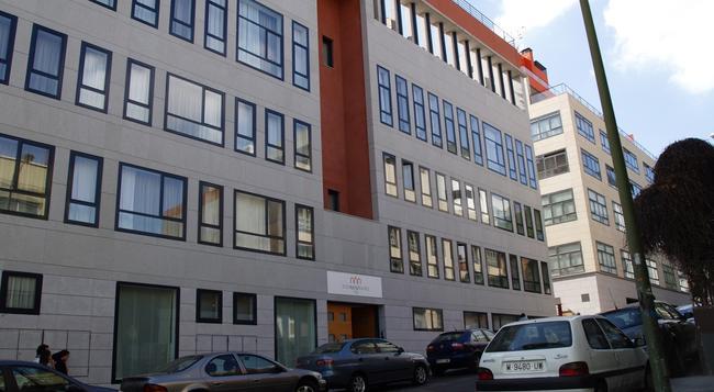 Eco Alcala Suites - 馬德里 - 建築