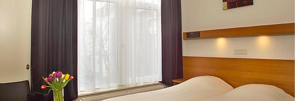 Hotel Nicolaas Witsen - 阿姆斯特丹 - 臥室