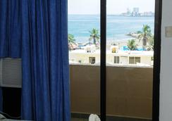 夏米酒店 - 韋拉克魯斯 - 臥室
