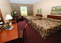 亞當機場酒店 - Ottawa - 臥室