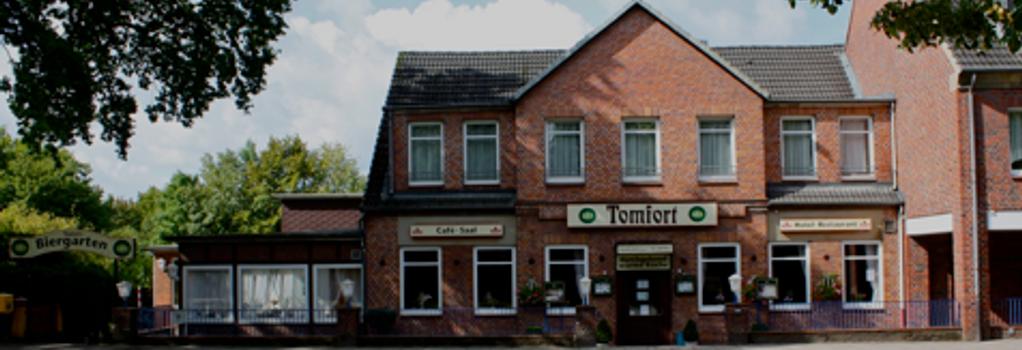 Hotel Tomfort - 漢堡 - 建築