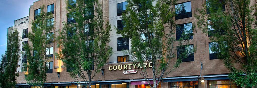Courtyard by Marriott Portland City Center - Portland - 建築