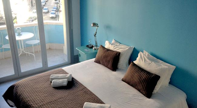 Easy Lisbon Hostel - 里斯本 - 臥室