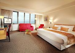富豪機場酒店 - 香港 - 臥室