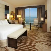 Hilton Panama Guest room