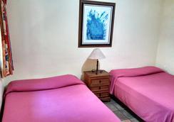 罗利马尔酒店 - 拉巴斯 - 臥室