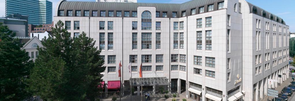 Hamburg Marriott Hotel - 漢堡 - 建築