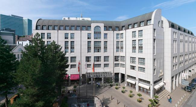Hamburg Marriott Hotel - 漢堡 - 建築