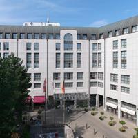 Hamburg Marriott Hotel Exterior