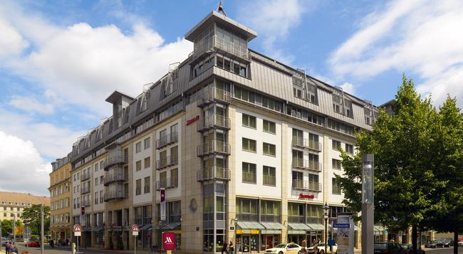 Leipzig Marriott Hotel - 萊比錫 - 建築