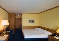 斯戴@蘇黎世機場旅館 - 歐普菲康 - 臥室
