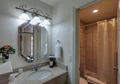 羅曼蒂克旅館和套房 - 達拉斯 - 浴室