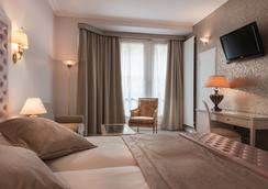 卡洛琳公主酒店 - 巴黎 - 臥室