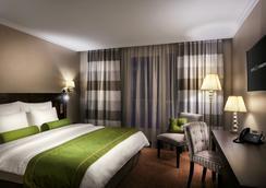 布拉格四海一家酒店 - 布拉格 - 臥室