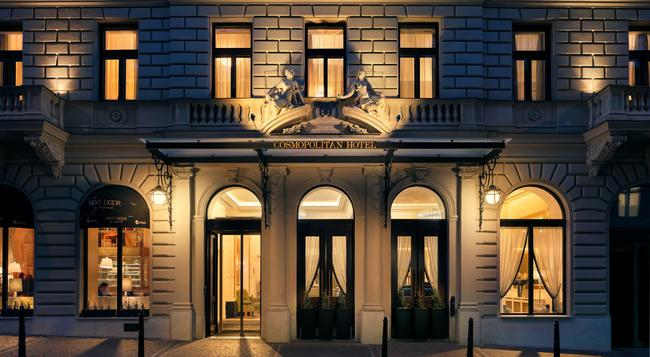 Cosmopolitan Hotel Prague - 布拉格 - 建築