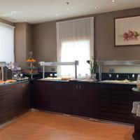 Hotel Via Castellana Breakfast Area