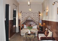 Riad Althea El Mellah - 馬拉喀什 - 臥室