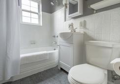 匹茲堡謝迪賽德全套房酒店 - 匹茲堡 - 浴室