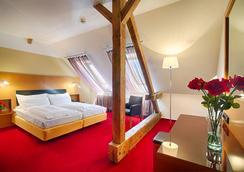 希翠諾酒店 - 布拉格 - 臥室