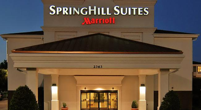 SpringHill Suites by Marriott Dallas NW Highway at Stemmons I-35E - 達拉斯 - 建築