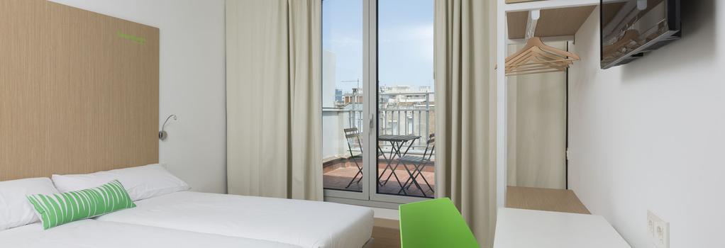 Smartroom Barcelona - 巴塞隆拿 - 臥室