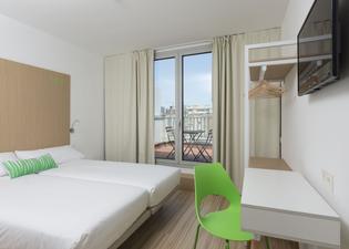 巴塞羅那時尚客房酒店