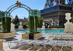 巴黎拉斯維加斯渡假村及賭場 - 拉斯維加斯 - 游泳池