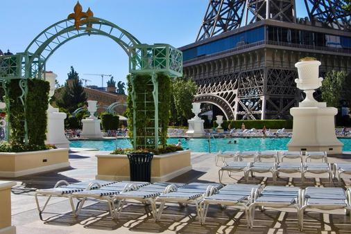 巴黎拉斯維加斯賭場度假酒店 - 拉斯維加斯 - 游泳池