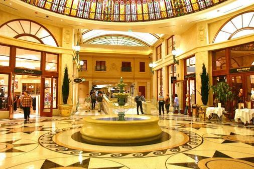 巴黎拉斯維加斯賭場度假酒店 - 拉斯維加斯 - 大廳