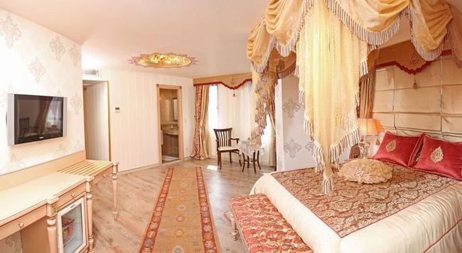 Albatros Premier Hotel - 伊斯坦堡 - 臥室