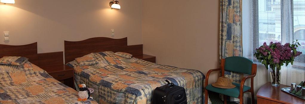 Hotel Fortuna Bis - Krakow - 臥室