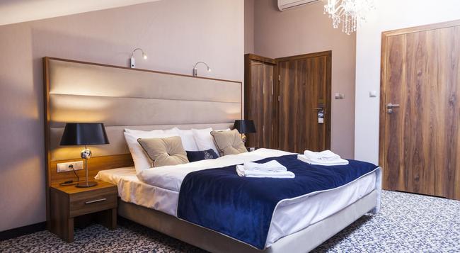 Excelsior Boutique Hotel - Krakow - 臥室