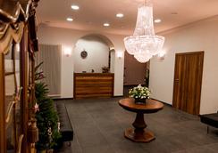 埃克塞爾西奧精品酒店 - Krakow - 大廳