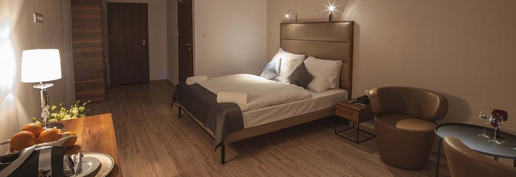 Pergamin Royal Apartments - Krakow - 臥室