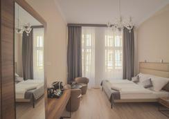 羊皮紙皇家公寓式酒店 - Krakow - 臥室
