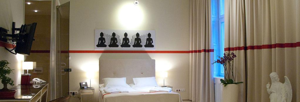 Home Hotel - Krakow - 臥室