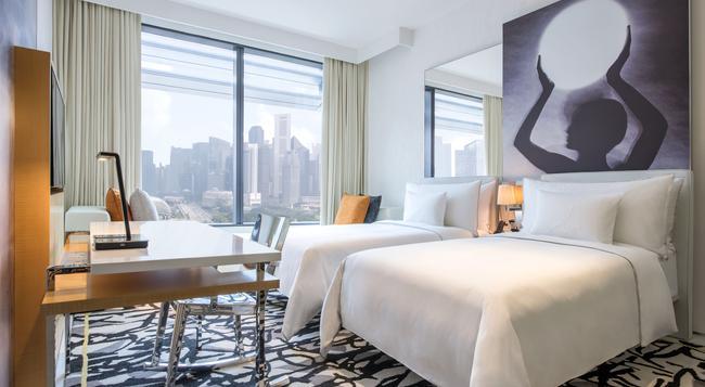 JW Marriott Singapore South Beach - 新加坡 - 臥室