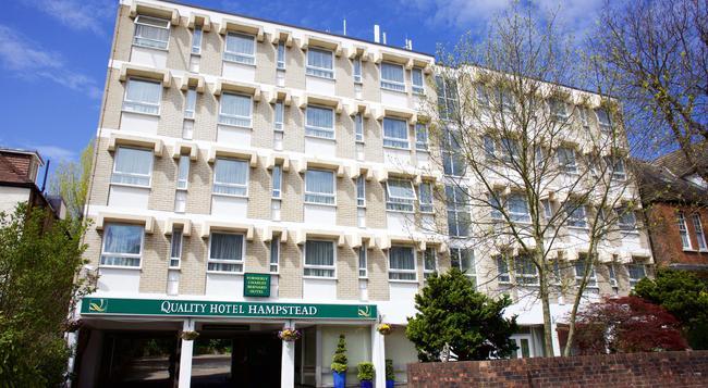 Quality Hotel Hampstead - 倫敦 - 建築