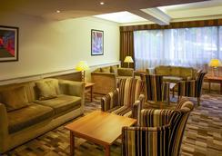品質漢普斯蒂德酒店 - 倫敦 - 大廳
