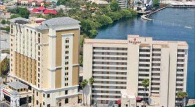 Ramada Plaza Resort and Suites Orlando Internation - 奧蘭多 - 建築