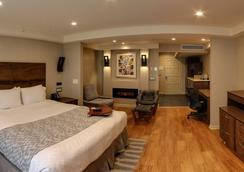 斯特拉塔酒店 - 山景城 - 臥室