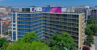畢考飯店及公司宿舍 - 華盛頓 - 建築