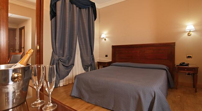 Hotel Montecarlo - 羅馬 - 臥室