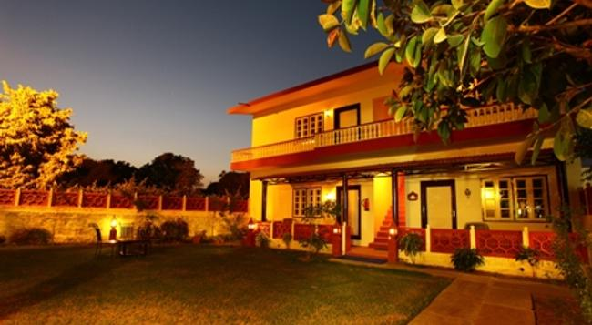 Tiger Safari Resort - Sawai Madhopur - 建築